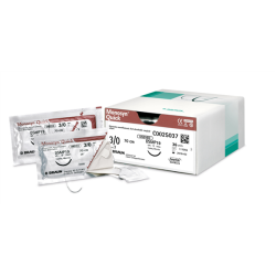 Szwy chirurgiczne - Monosyn®Quick 3/8 koła 3/0 DS19 45cm- bezbarwny-wchłanialne -36 szt.