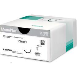 Szwy chirurgiczne - MonoPlus®1/2 koła 3/0 HR 26 70 cm- Fioletowe - wchłanialne -1 szt.