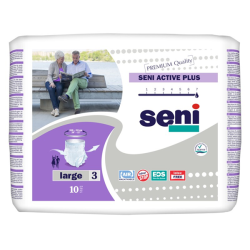 Seni Active Plus Elastyczne majtki chłonne roz. XL