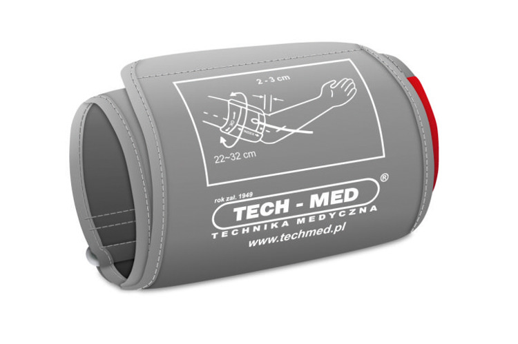 Mankiet do ciśnieniomierza elektronicznego - uniwersalny