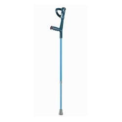 Kula inwalidzka łokciowa niebieska