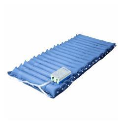 Zestaw przeciwodleżynowy materac rurowy + pompa do 150 kg