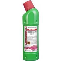 Antybakteryjny żel do mycia i odkamieniania sanitariatów - 750 ml