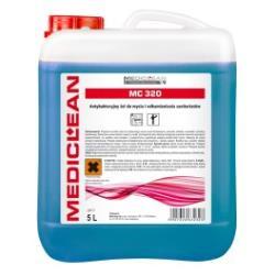 Antybakteryjny żel do mycia i odkamieniania sanitariatów - 5L