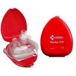 CPR POCKET MASK maska resuscytacyjna