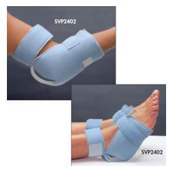 Ochraniacz na łokieć lub piętę z dodatkową obejmą (2 szt.)