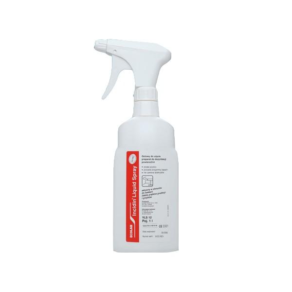 Preparat do dezynfekcji Incidin Liquid Spray - 650 ml