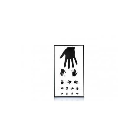 Tablica okulistyczna Snellena - rączki