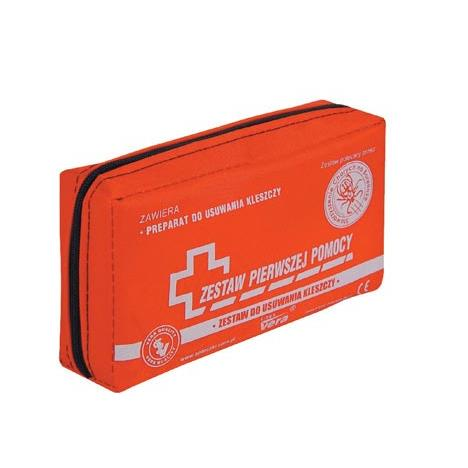 Zestaw przeciwkleszczowy pierwszej pomocy