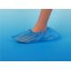 Ochraniacze na obuwie, foliowane, niebieskie - 100 szt.