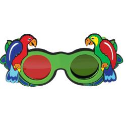 Okulary czerwono zielone do testu TNO - pediatryczne