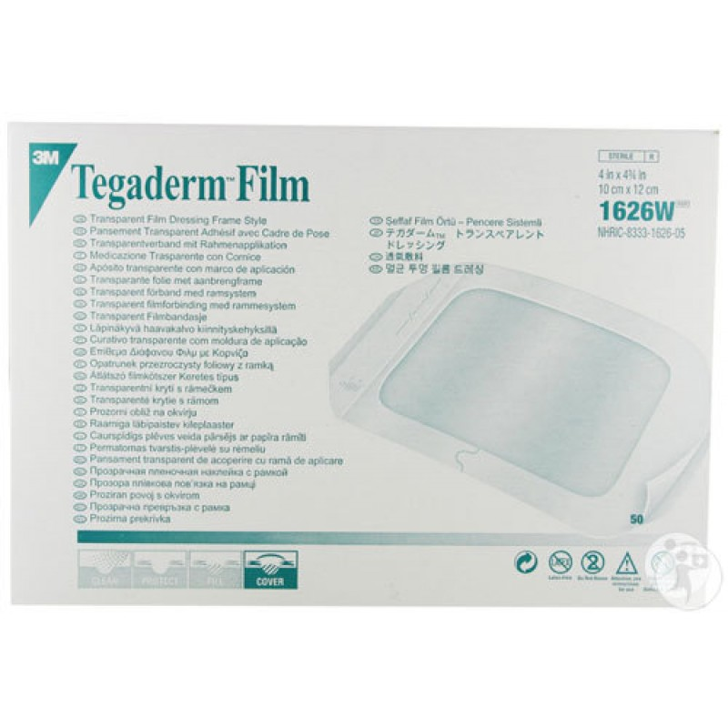 Tegaderm Film 10 cm x 12 cm, 1 szt.