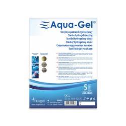 Sterylny opatrunek hydrożelowy Aqua- Gel, 22 x 28 cm, 1 op.