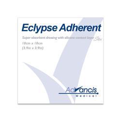 Opatrunki silnie absorpcyjne Eclypse Adherent 10 cm x 10 cm, 1 op.