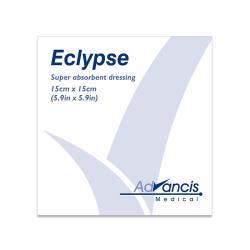 Opatrunki silnie absorpcyjne Eclypse Adherent 15 cm x 15 cm, 1op.