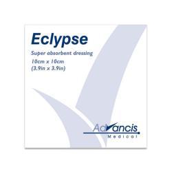 Opatrunki silnie absorpcyjne Eclypse 10 cm x 10 cm, 1 op.