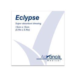 Opatrunki silnie absorpcyjne Eclypse 15 cm x 15 cm, 1op.