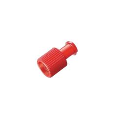 Koreczek luer lock czerwony - 100 szt.