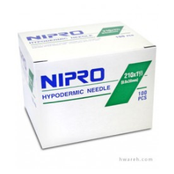 NIPRO 0,8 x 40 - igły iniekcyjne