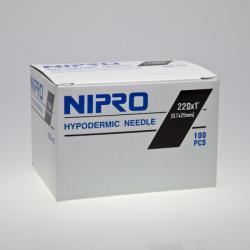 NIPRO 0,7 x 40 - igły iniekcyjne