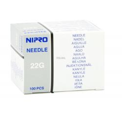 NIPRO 0,4 x 20 - igły iniekcyjne