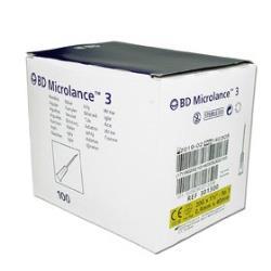 Igły BD Microlance 0,9 x 25 - 100 szt.