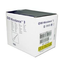 Igły BD Microlance 0,9 x 40 - 100 szt.