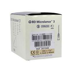 Igły BD Microlance 1,1 x 40 - 100 szt.