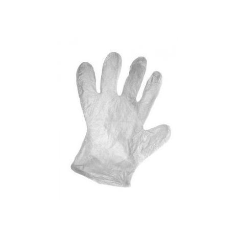 Rękawiczki foliowe HDPE