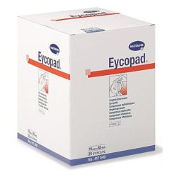 Opatrunek oczny EYCOPAD 70 cm x 85 cm, jałowy, 25 szt.
