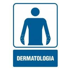 Dermatologia- piktogram medyczny
