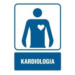 Kardiologia- piktogram z opisem