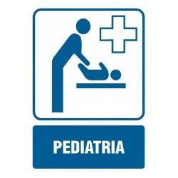 Pediatria- piktogram medyczny