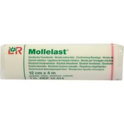 Bandaż elastyczny Mollelast, 12cm x 4m