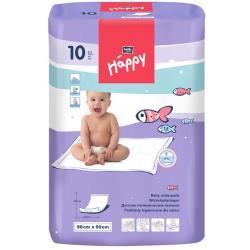 Podkłady higieniczne do przewijania dzieci 60x90cm - 10szt.