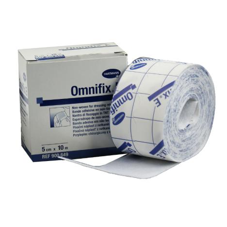 Omnifix E 5 cm x 10 m przylepiec na rolce, 1 szt.