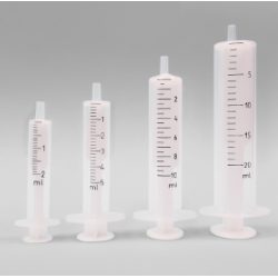 Strzykawka dwuczęściowa duoNEX - 2 ml