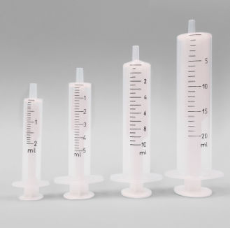 Strzykawka dwuczęściowa duoNEX - 10 ml