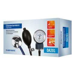Ciśnieniomierz zegarowy DA-201
