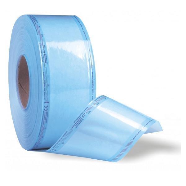 Rękaw papierowo foliowy płaski do sterylizacji 50mm x 200mb