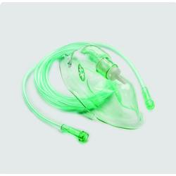 Maska tlenowa z nebulizatorem i drenem 210 cm dla noworodków roz. S