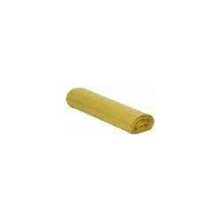Worki na śmieci żółte 120 l, op. 25 szt
