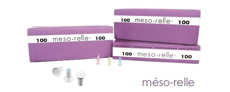 Igły do mezoterapii 0,3 x 4 mm , 30 G - 100 szt.