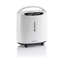 Koncentrator tlenu z czujnikiem stężenia tlenu i nebulizatorem