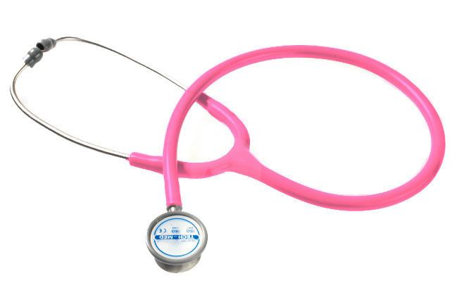 Stetoskop pediatryczny TM-SF 503 Różowy