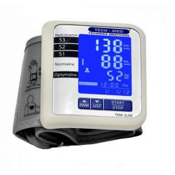 Ciśnieniomierz elektroniczny TMA-SLIM  nadgarstkowy
