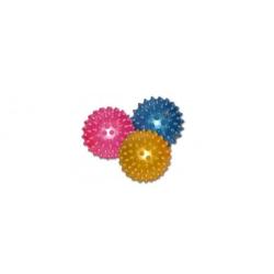 Piłeczki do rehabilitacji i masażu z kolcami Ø 7 cm (3 szt.)
