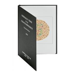 Tablice Ishihary 24 tablic- wersja przesiewowa