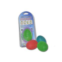 Piłeczka do rehabilitacji JAJKO (średnia - zielona)