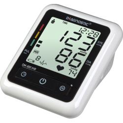 Ciśnieniomierz automatyczny DM-600 IHB z zasilaczem